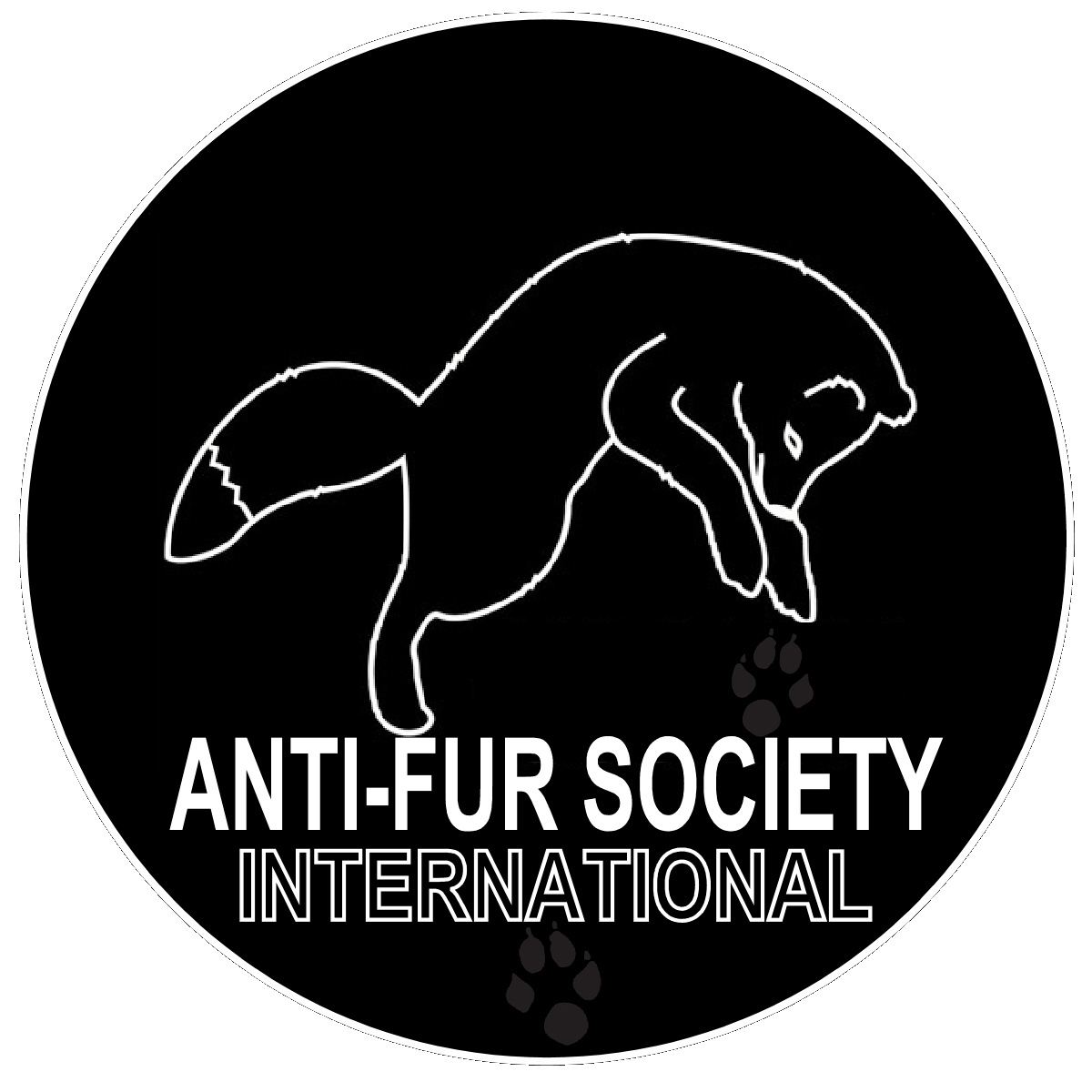 Anti-Fur Society International Banner